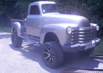 1951 Chevy 3100 Pick Up